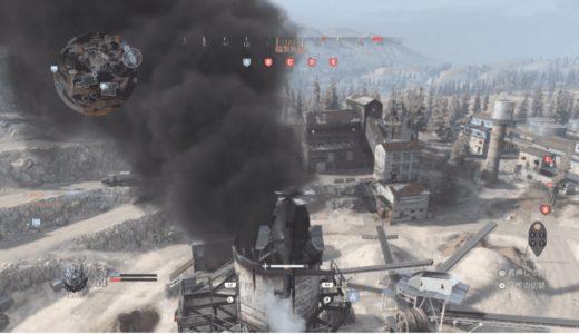 【COD:MW】ヘリコプターで高所に降り立つとどうなるのか検証!【Ground War】