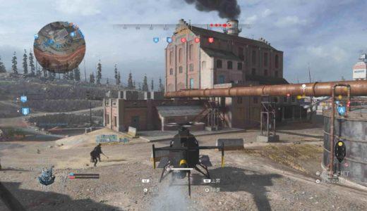 【COD:MW】ヘリコプター(リトルバード)の操作方法とエンジン故障について解説!【Ground War】