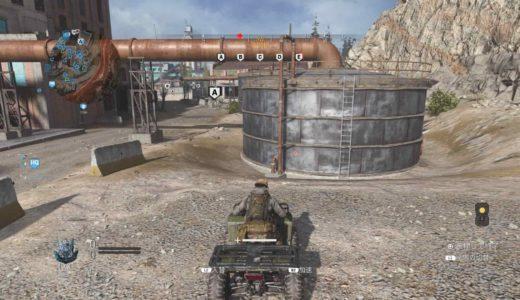 【COD:MW】四連バギー(ATV)に何人乗れるのか検証!【小技】